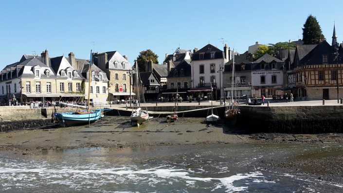 St Goustan à Auray